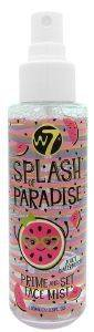PRIME AND SET FACE MIST W7 SPLASH OF PARADISE  JUICY WATERMELON 100ML