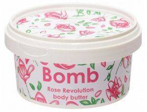 BODY BUTTER BOMB COSMETICS ROSE REVOLUTION 210ML