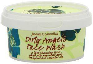 BOMB COSMETICS DIRTY ANGELS FACE WASH 210ML