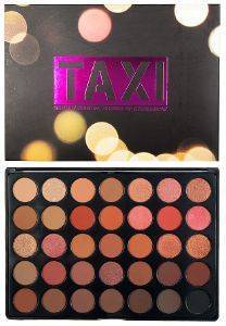 ΠΑΛΕΤΑ ΣΚΙΩΝ W7 TAXI EYESHADOW PALETTE 35 COLOR FIERY NEUTRAL SHADES