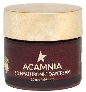 ΚΡΕΜΑ ΗΜΕΡΑΣ ΑCAMNIA 3D PLUS HYAL DAY CREAM 50ML