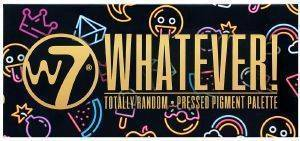 ΣΚΙΕΣ ΠΑΛΕΤΩΝ WHATEVER! W7 EYESHADOW PALETTE 14GR