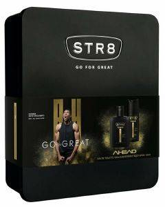 ΣΕΤ ΔΩΡΟΥ STR8 AHEAD EAU DE TOILETTE 100ML + DEO BODY SPRAY 150ML