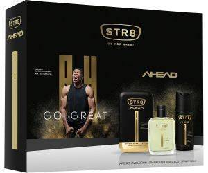 ΣΕΤ ΔΩΡΟΥ STR8 AHEAD AFTER SHAVE 100ML + DEO BODY SPRAY 150ML