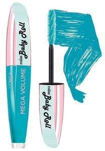 ΜΑΣΚΑΡΑ L'OREAL MEGA VOLUME MISS BABY ROLL TEAL BLUE 9,1ML