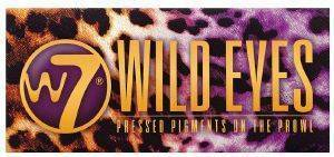 ΣΚΙΕΣ ΠΑΛΕΤΩΝ W7 WILD EYES EYESHADOW PALETTE 12GR