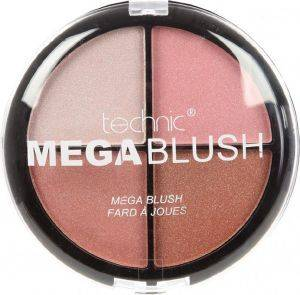 BLUSHER TECHNIC MEGA BLUSH 14,4GR