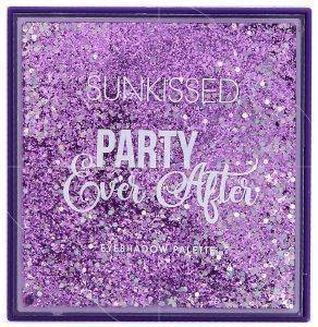 ΠΑΛΕΤΑ SUNKISSED PARTY EVER AFTER EYESHADOW PALETTE