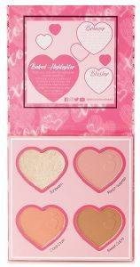 SUNKISSED CUPID'S MATCH FACE PALETTE 12.1GR