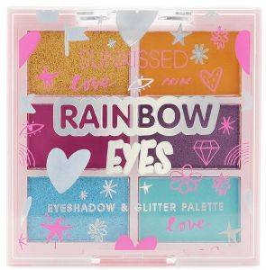 ΠΑΛΕΤΑ SUNKISSED RAINBOW EYES EYESHADOW PALETTE 7.8GR