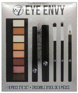 ΣΕΤ ΔΩΡΟΥ W7 EYE SET EYE ENVY 6TMX