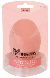 ΣΦΟΥΓΓΑΡΙ REAL TECHNIQUES MIRACLE FACE & BODY COMPLEXION SPONGE