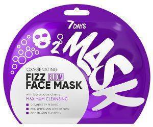 ΜΑΣΚΑ 7 DAYS BLOOM MAXIMUM CLEANSING MASK 25G