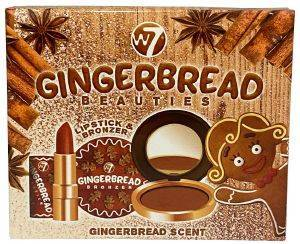 ΣΕΤ ΔΩΡΟΥ W7 GINGERBREAD BEAUTIES