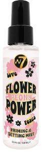 PRIMING AND SETTING SPRAY W7 FLOWER POWER PEONY 100ML