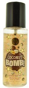 BODY MIST SHIMMER W7 COCONUT 75ML