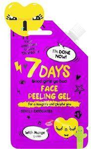 FACE PEELING 7 DAYS EMOTIONS GEL 25ML
