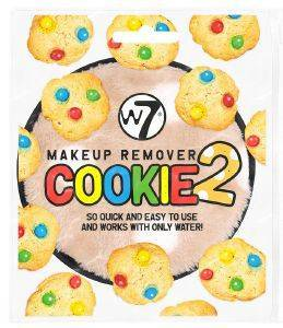 MAKEUP REMOVER W7 COOKIE 2