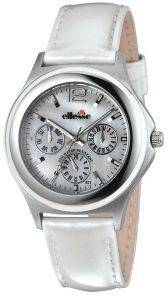 ELLESSE SPORTIVO WHITE LEATHER STRAP