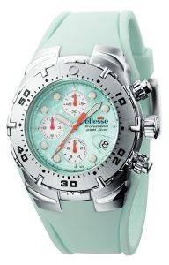 ΡΟΛΟΙ ELLESSE GREEN RUBBER STRAP ρολόγια γυναικεια λοιπα καουτσουκ