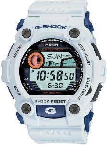ΑΝΔΡΙΚΟ ΡΟΛΟΙ CASIO G-SHOCK WHITE RUBBER STRAP G-7900A-7ER 97c16639ee3
