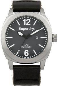 ΑΝΔΡΙΚΟ ΡΟΛΟΙ SUPERDRY SYG103TW ZB GRAU ρολόγια ανδρικα superdry δερματινα