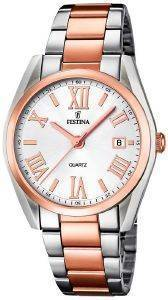 ΓΥΝΑΙΚΕΙΟ ΡΟΛΟΙ FESTINA F16795/1 ρολόγια γυναικεια festina ατσαλι