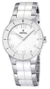 ΓΥΝΑΙΚΕΙΟ ΡΟΛΟΙ FESTINA TREND F16531/1 ρολόγια γυναικεια festina ατσαλι