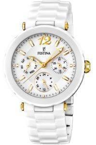 ΓΥΝΑΙΚΕΙΟ ΡΟΛΟΙ FESTINA CERAMIC MULTIFUNCTION F16641/3 ρολόγια γυναικεια festina κεραμικο