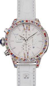 UNISEX ΡΟΛΟΙ HAEMMER DSC-17 IMPERIA II SPRING CHRONOGRAPH ρολόγια γυναικεια ρολογια quartz
