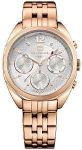 ΓΥΝΑΙΚΕΙΟ ΡΟΛΟΙ TOMMY HILFIGER MIA 1781487 LADIES WATCH ROSE GOLD