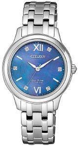 ΓΥΝΑΙΚΕΙΟ ΡΟΛΟΙ CITIZEN EM0720-85N TITANIUM ρολόγια γυναικεια ρολογια solar