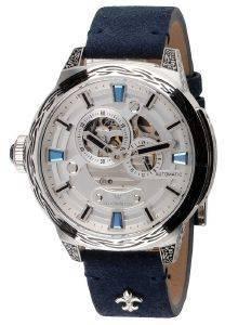 UNISEX ΡΟΛΟΙ HAEMMER RD-300 REBELLIOUS BLUE HORIZON ρολόγια ανδρικα ρολογια automatic
