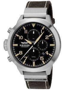 ΑΝΔΡΙΚΟ ΡΟΛΟΙ HAEMMER HF-03C PRUDENT CHRONOGRAPH ρολόγια ανδρικα ρολογια quartz