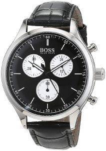 ΑΝΔΡΙΚΟ ΡΟΛΟΙ HUGO BOSS 1513543 COMPANION CHRONOGRAPH