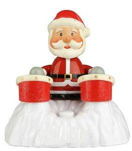 USB MUSICAL SANTA CLAUS