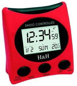 PROFICELL TECHNOLINE WT221 RED gadgets ρολογια επιτραπεζια