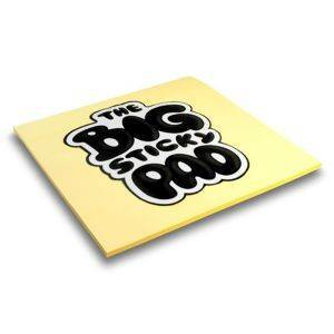 GIANT POST IT PAD
