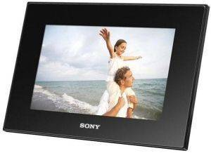 SONY DPF-E72N/B 7'' DIGITAL PHOTO FRAME BLACK