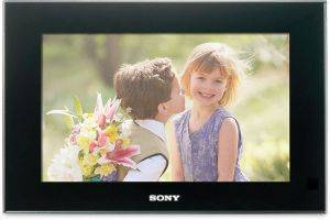 SONY DPF-A72N/B 7'' DIGITAL PHOTO FRAME BLACK