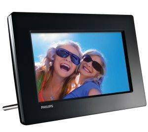 PHILIPS SPF1017 7'' DIGITAL PHOTO FRAME
