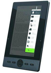 SIGMATEK EBEBKT-101 EBOOK READER