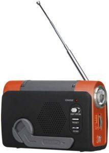 UNITED ARK9407 RADIO
