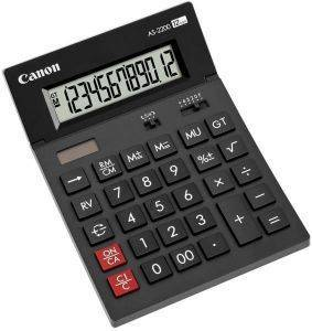 CANON AS-2200 DESKTOP CALCULATOR