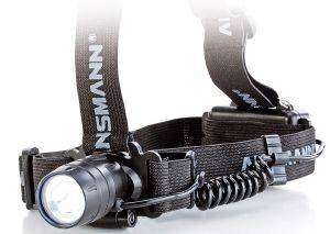 ANSMANN HD5 HEADLIGHT