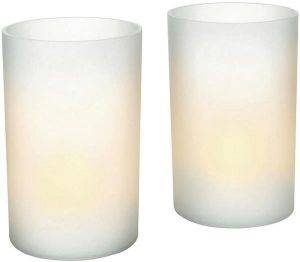 PHILIPS CANDLELIGHTS 2 SET WHITE gadgets ηλεκτρονικα με μπαταριεσ