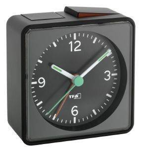 TFA 60.1013.01 PUSH ALARM CLOCK