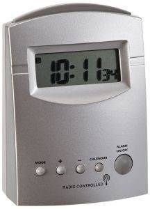 TFA 98.1039 RADIO CONTROLLED ALARM CLOCK
