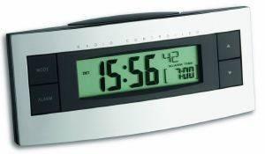 TFA 60.2511 RADIO CONTROLLED ALARM CLOCK gadgets ρολογια επιτραπεζια