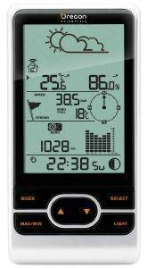 OREGON SCIENTIFIC WMR86 COMPLETE WEATHER STATION